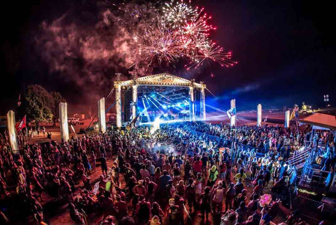The 6 Best RV-Friendly Music Festivals To Attend In 2019 | Never Idle Journal