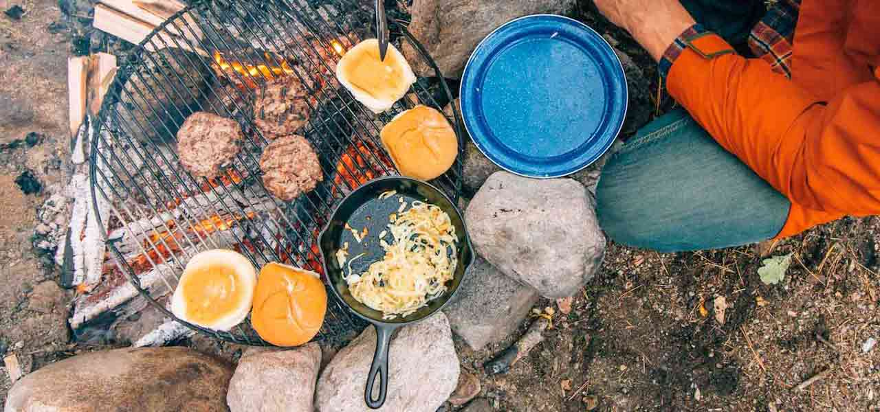 Fresh Off The Grid: Redefining Camp Food