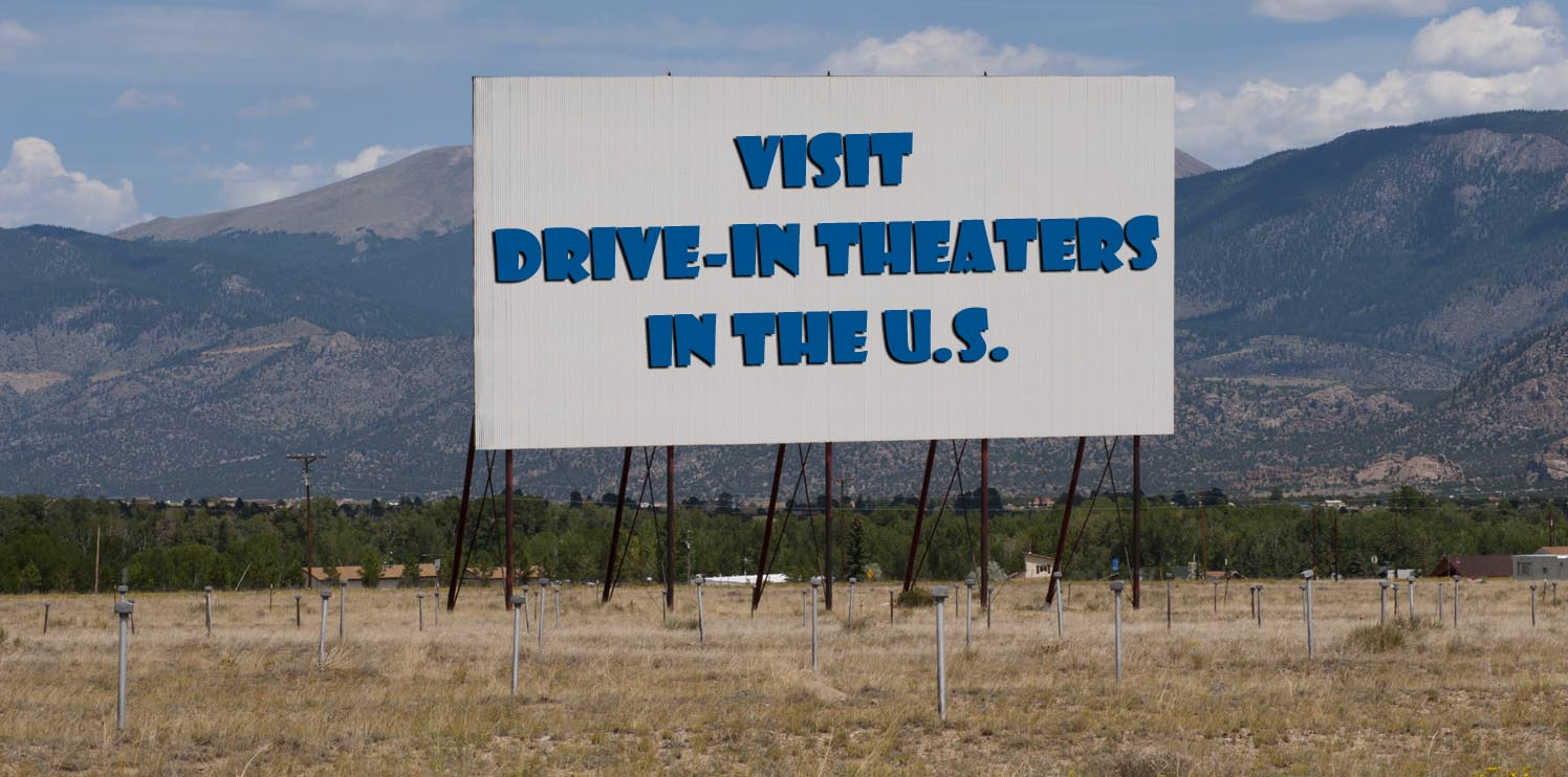 Pull Over: Drive-In Theaters to See in the U.S.