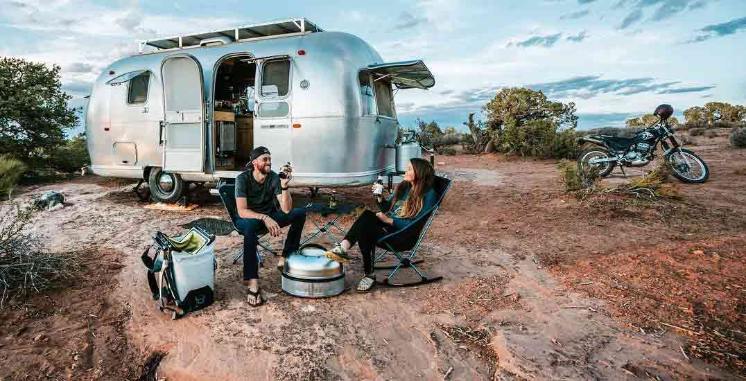 Life On The Road: Jodie & Kyle of @jodieod