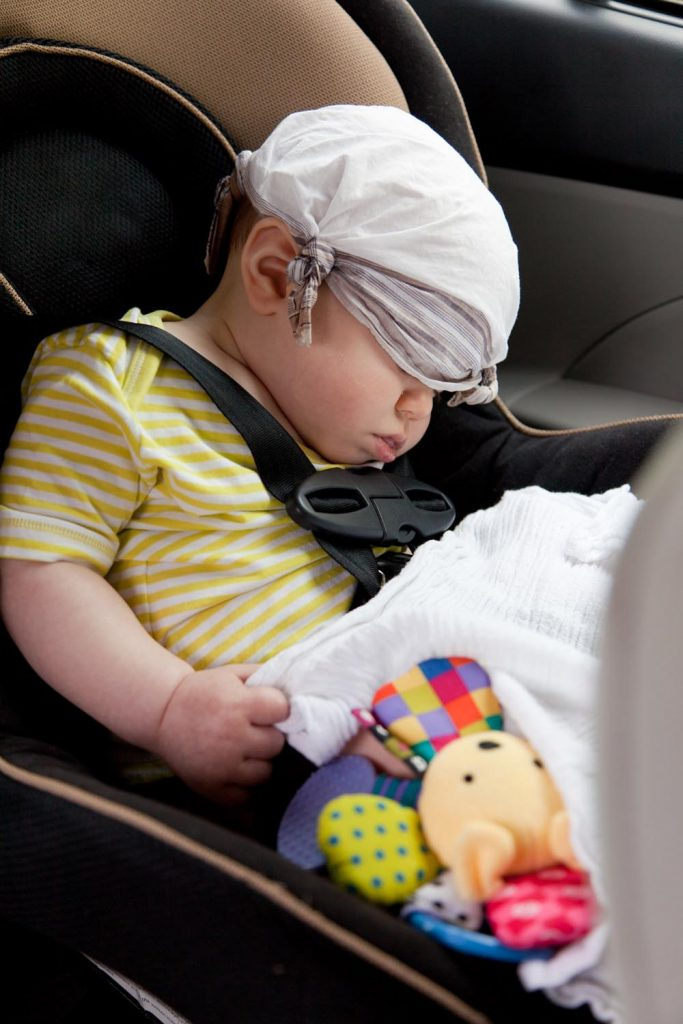 Photo Tripping America - Car Seats - Outdoorsy