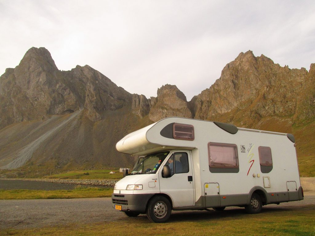 Outdoorsy RV rental marketplace