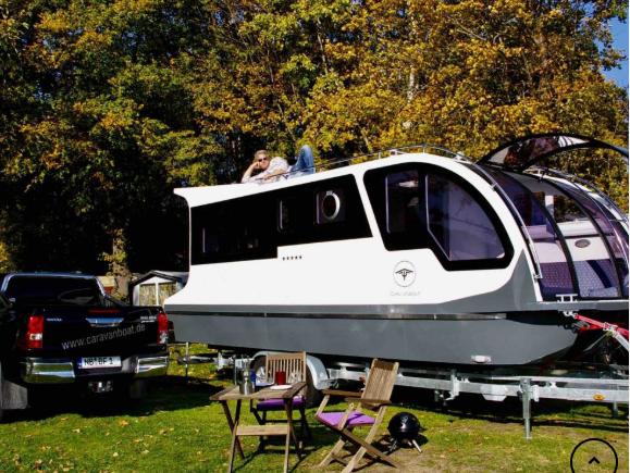 CaravanBoat I Outdoorsy RV Rental Marketplace