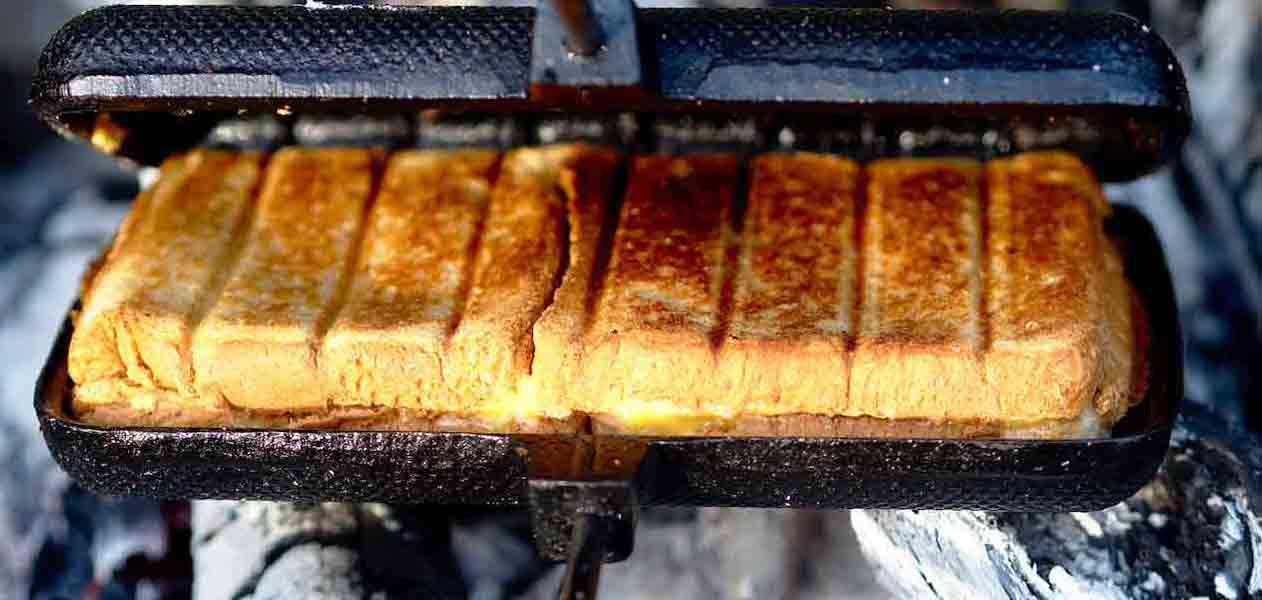 Campfire Cooking: 4 Twists To Take Your Grilled Cheese To The Next Level