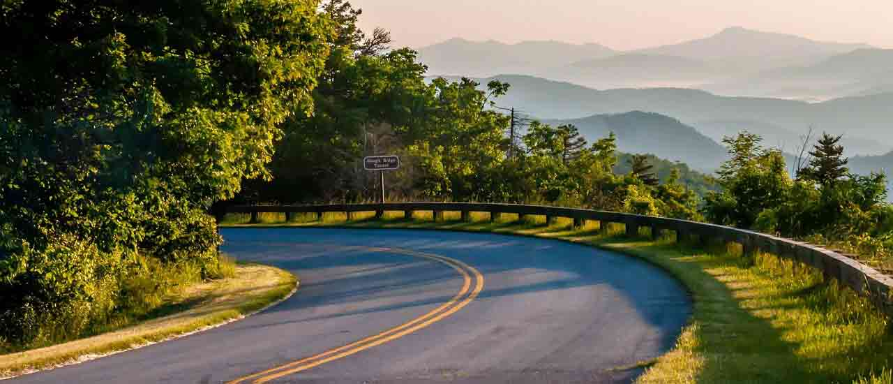 50 scenic drives for Memorial Day weekend