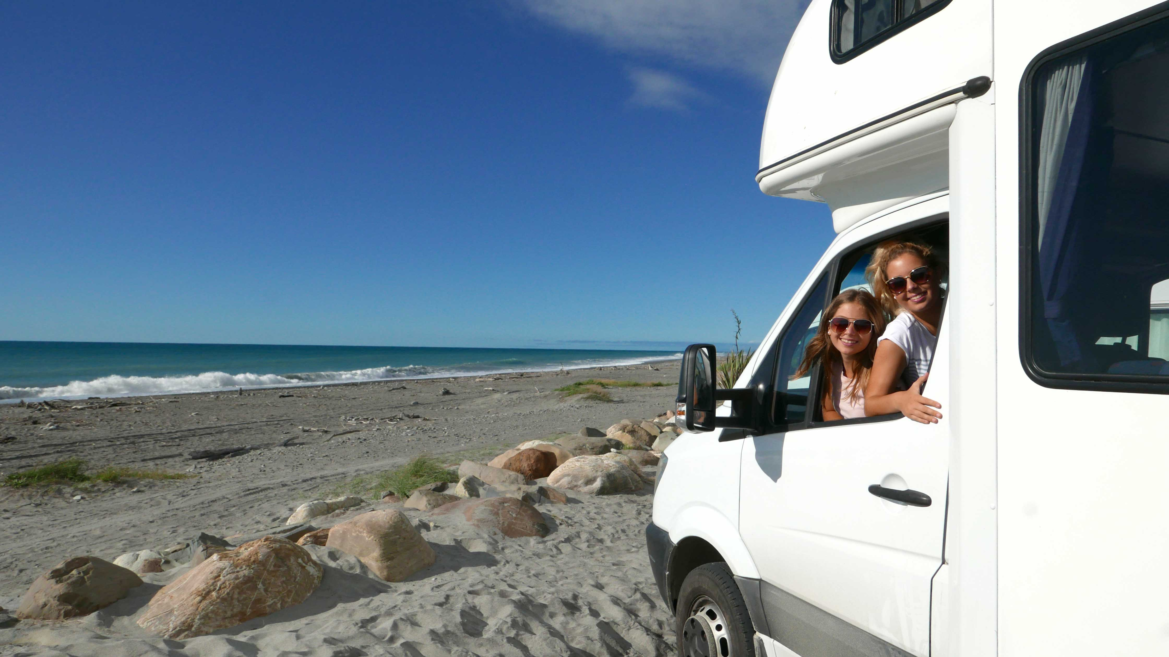 A Teen's Perspective – RVing in New Zealand