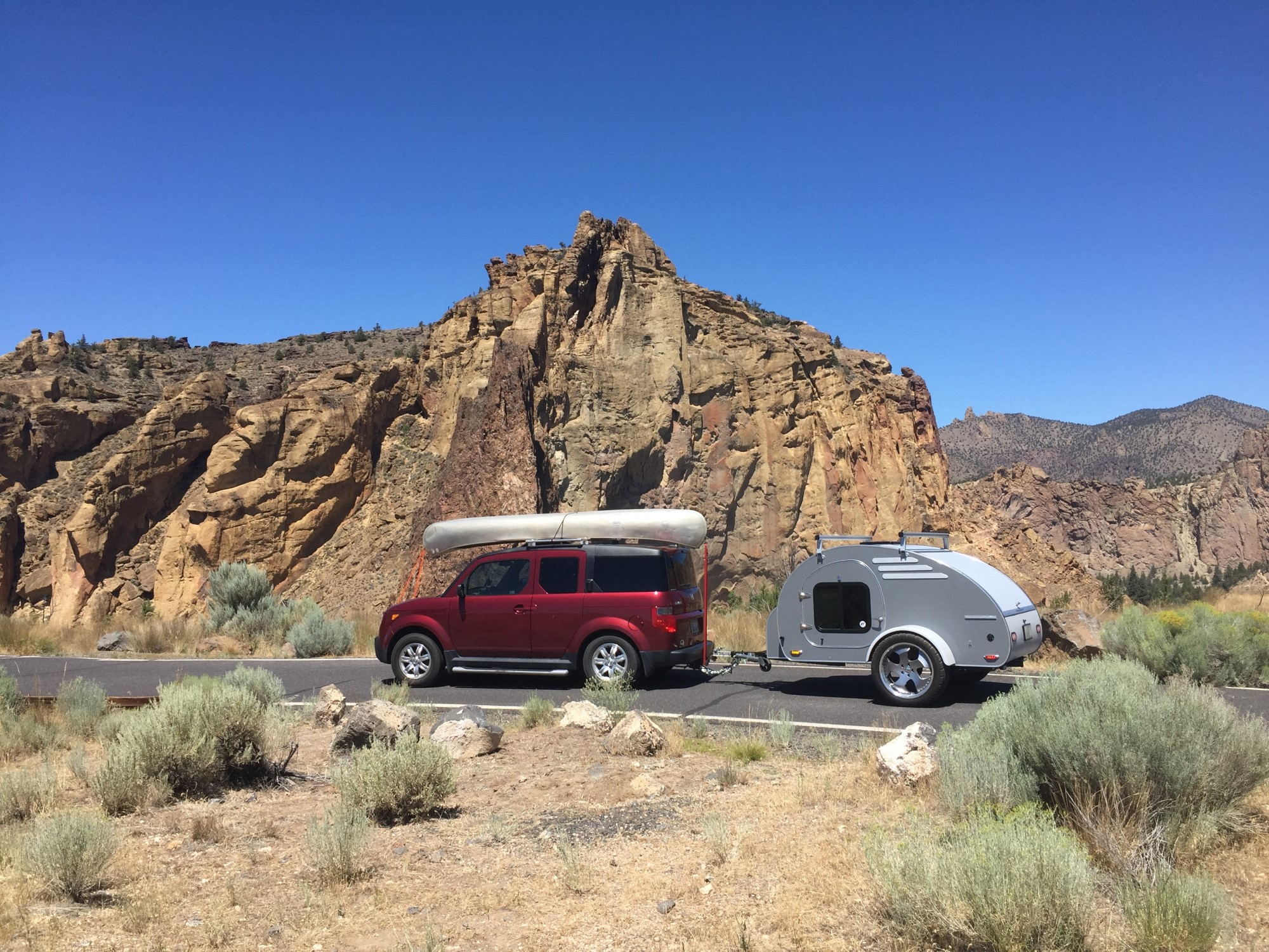 Pop-Ups vs  Teardrops: Which Camping Trailer Is Right For