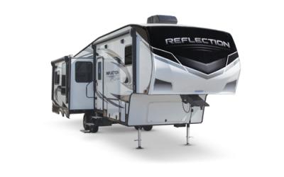 Grand Design Reflection fifth-wheel RV