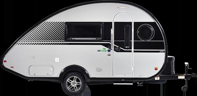 TAB 400 teardrop camper