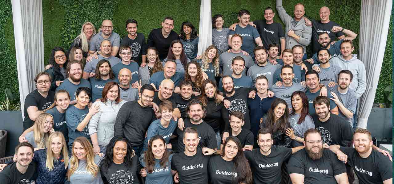 Forbes Names Outdoorsy One of America's Best Startup Employers
