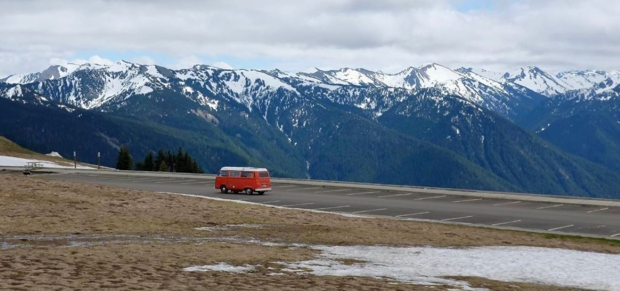 How to support Olympic National Park from a distance during National Park Week