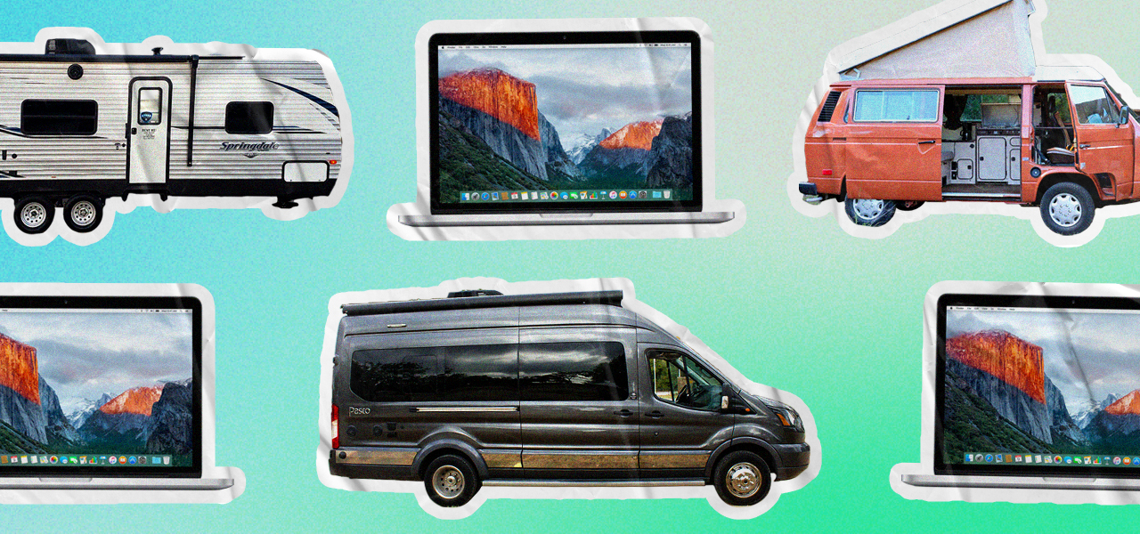 RVs Are the New Office: How to Turn Work From Home Into Work From Anywhere