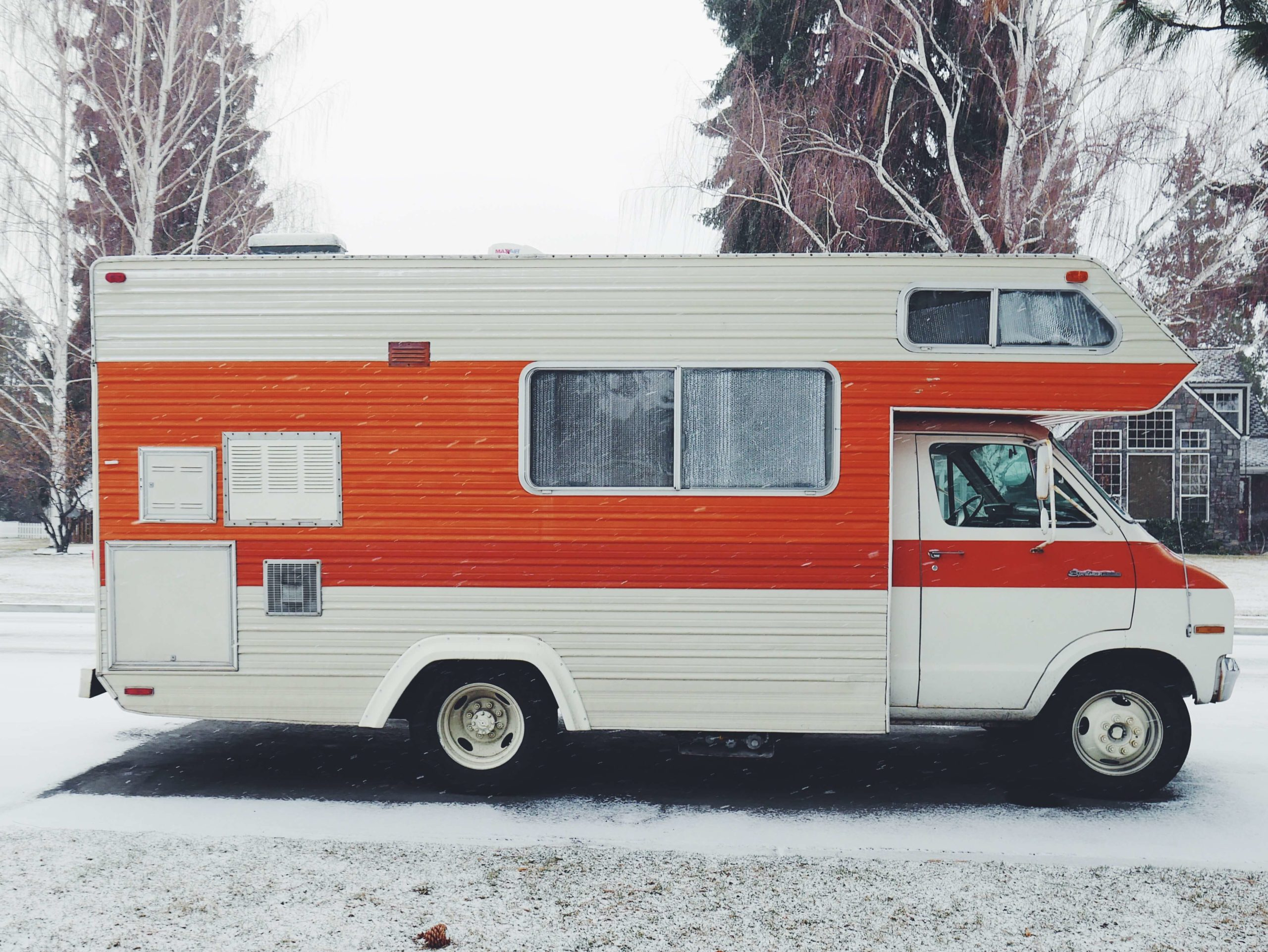 How to Buy a Four-Season RV