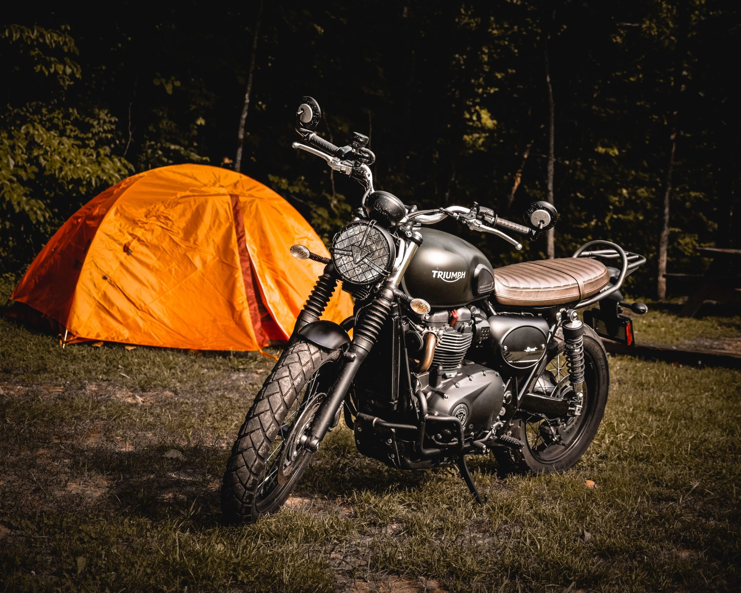 Motorcycle Camper Trailers: For Camping or Cargo