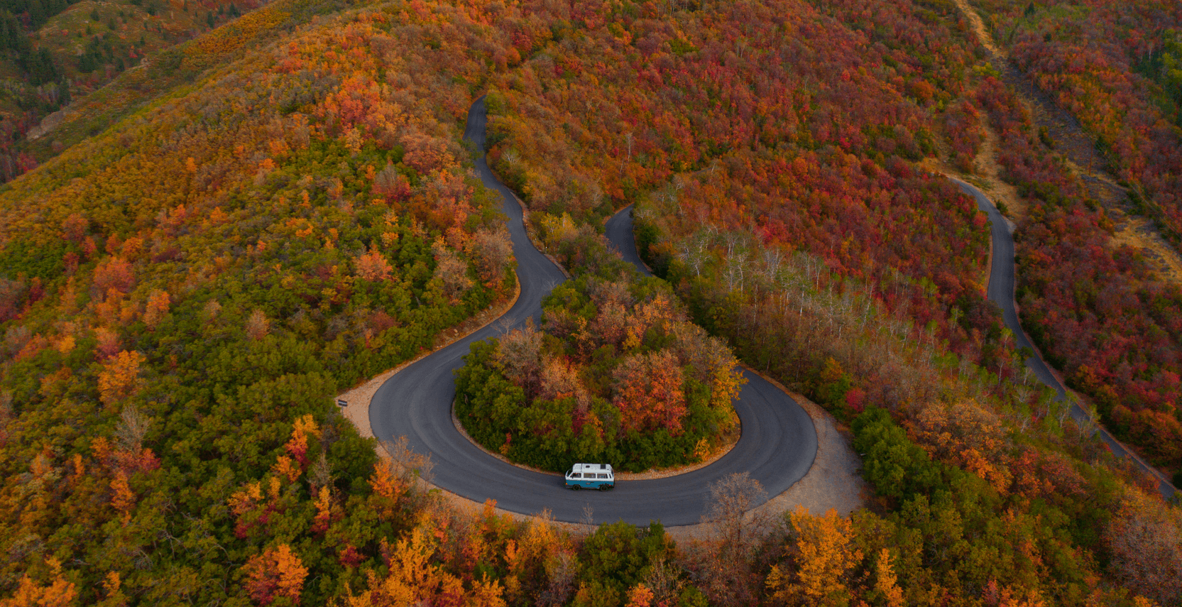 Best drives to get your fall foliage fix