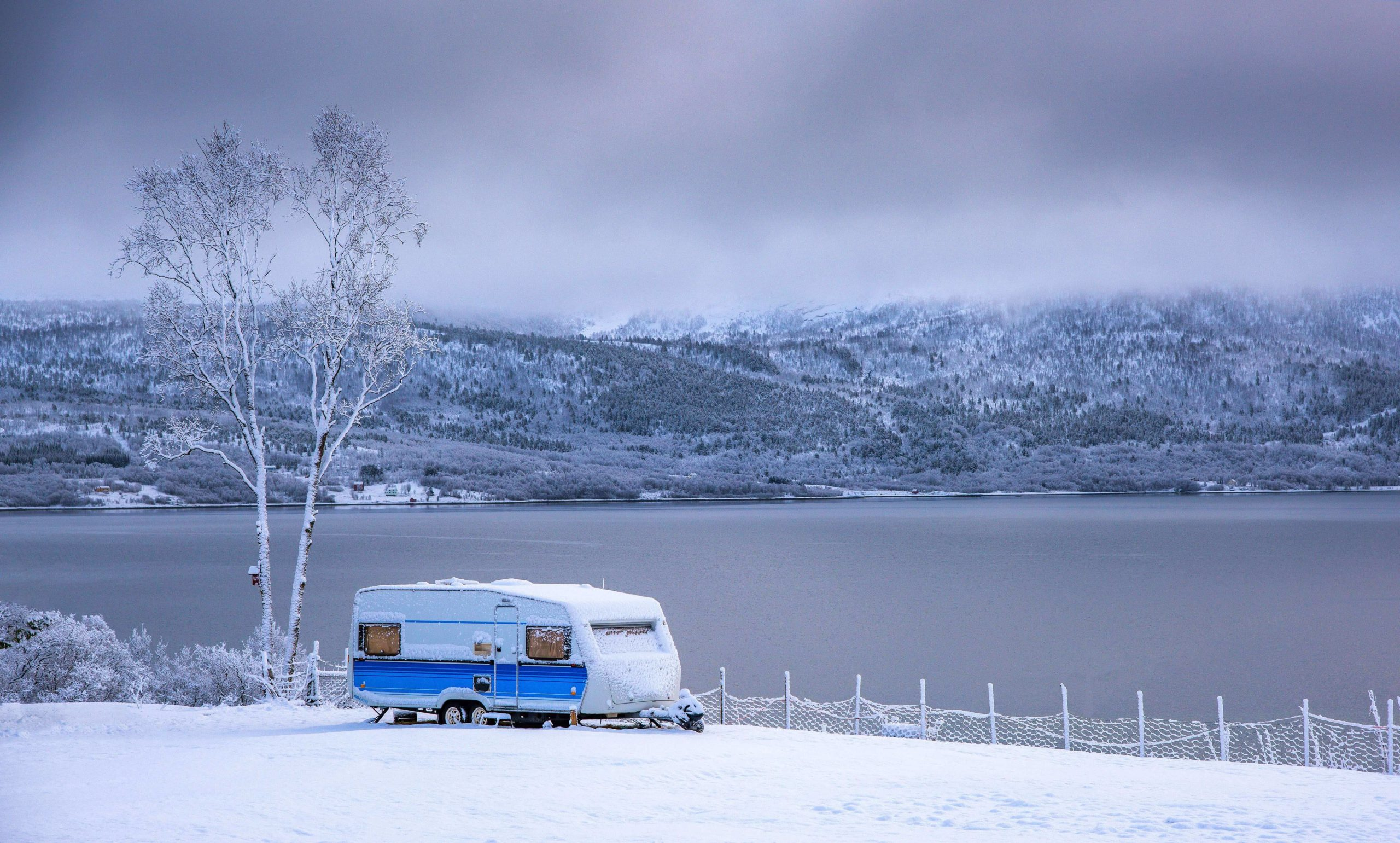 Winter-Ready RVs for Your Next Road Trip