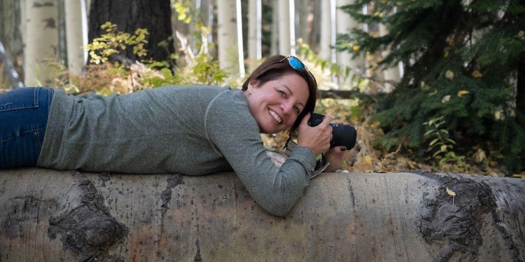Fall photography workshop, RV hobby