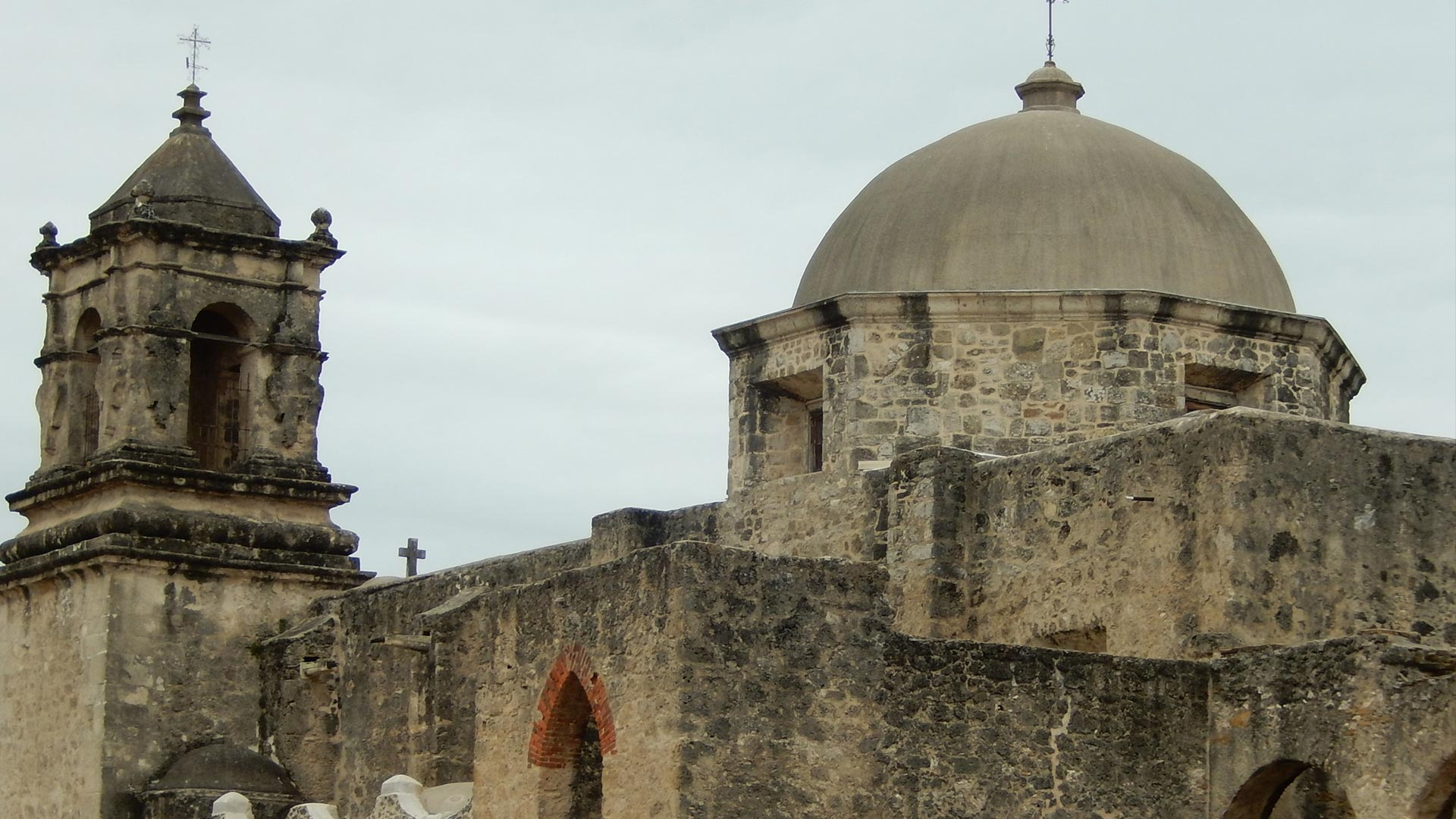 Visiting the Mission Trail in San Antonio