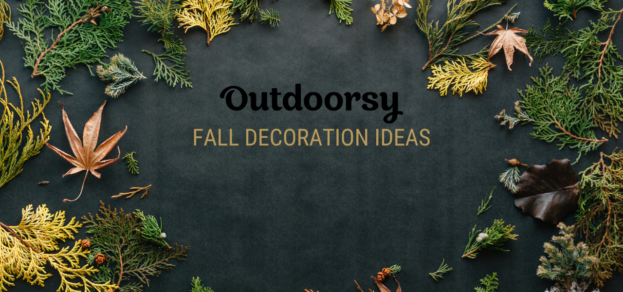 Fall Decor for an RV Thanksgiving
