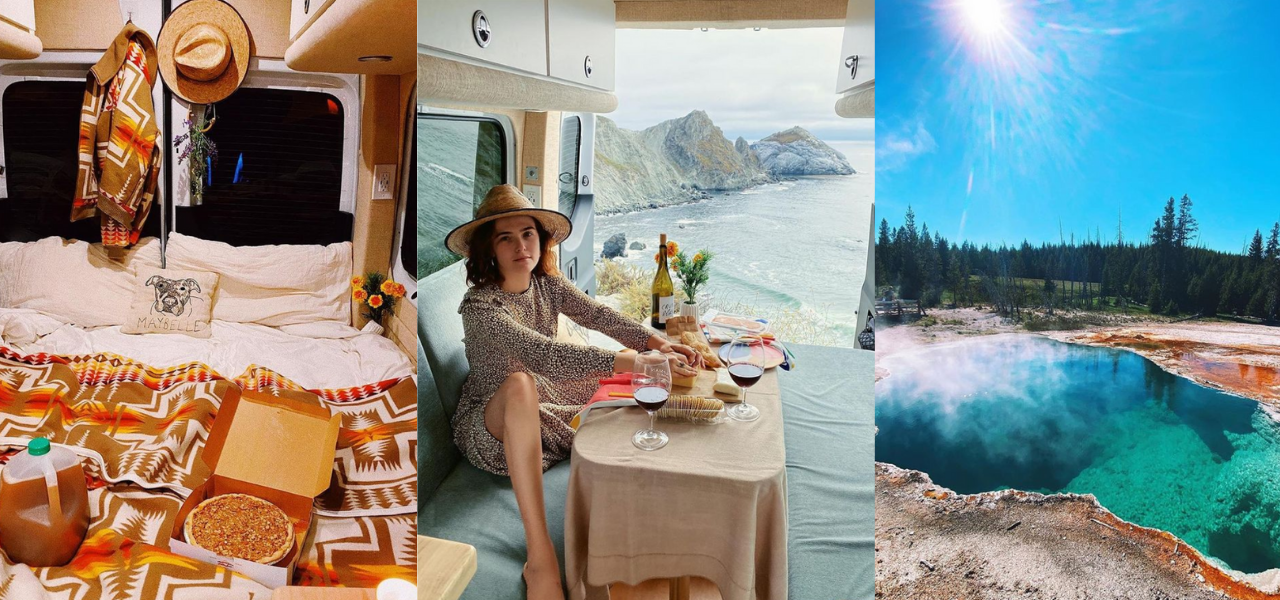 Road Trip Diaries: Zoey Deutch and the Pacific Coast