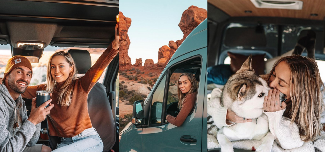 Road Trip Diaries: Brandi Cyrus in Moab