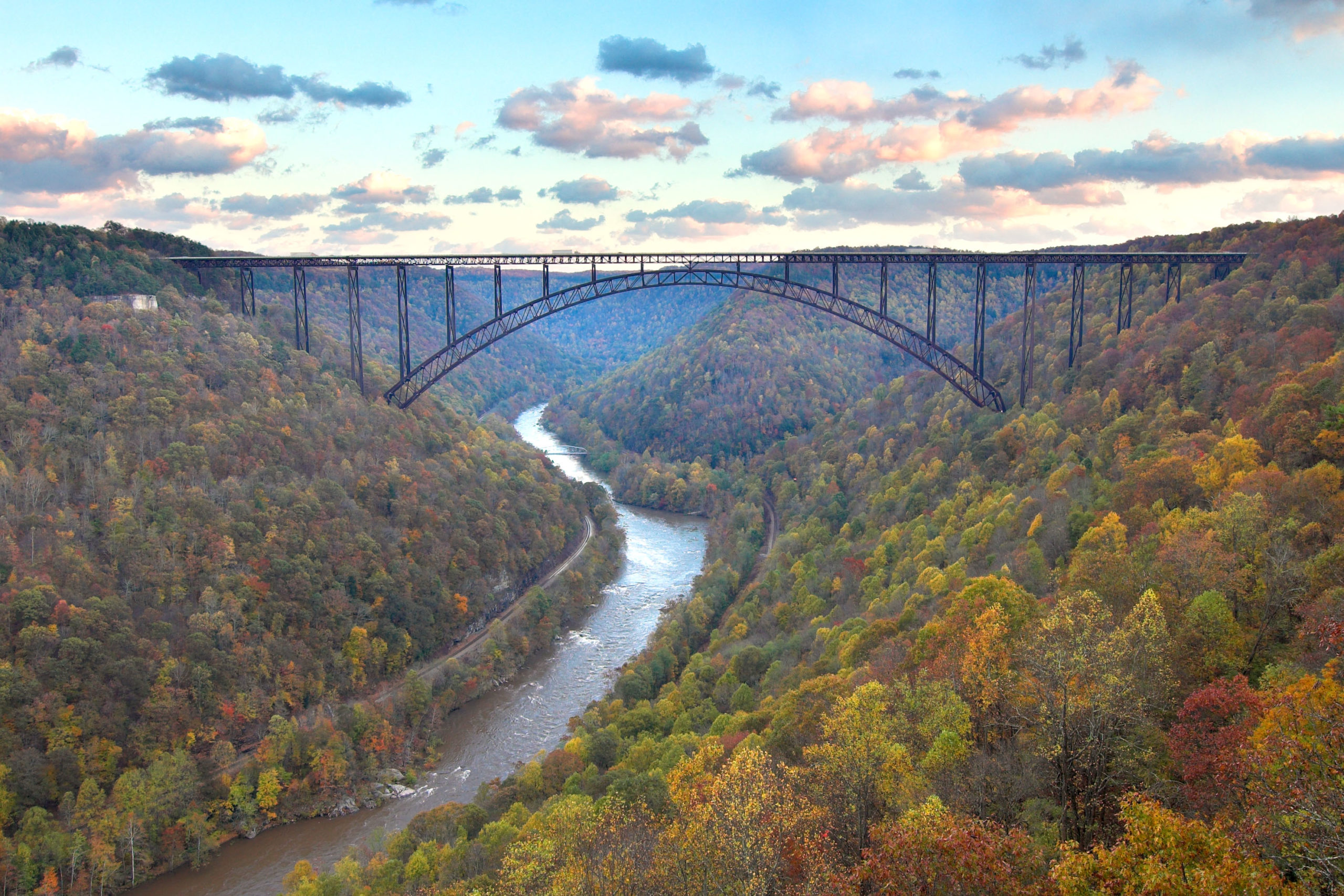 Announcing the 63rd National Park — New River Gorge