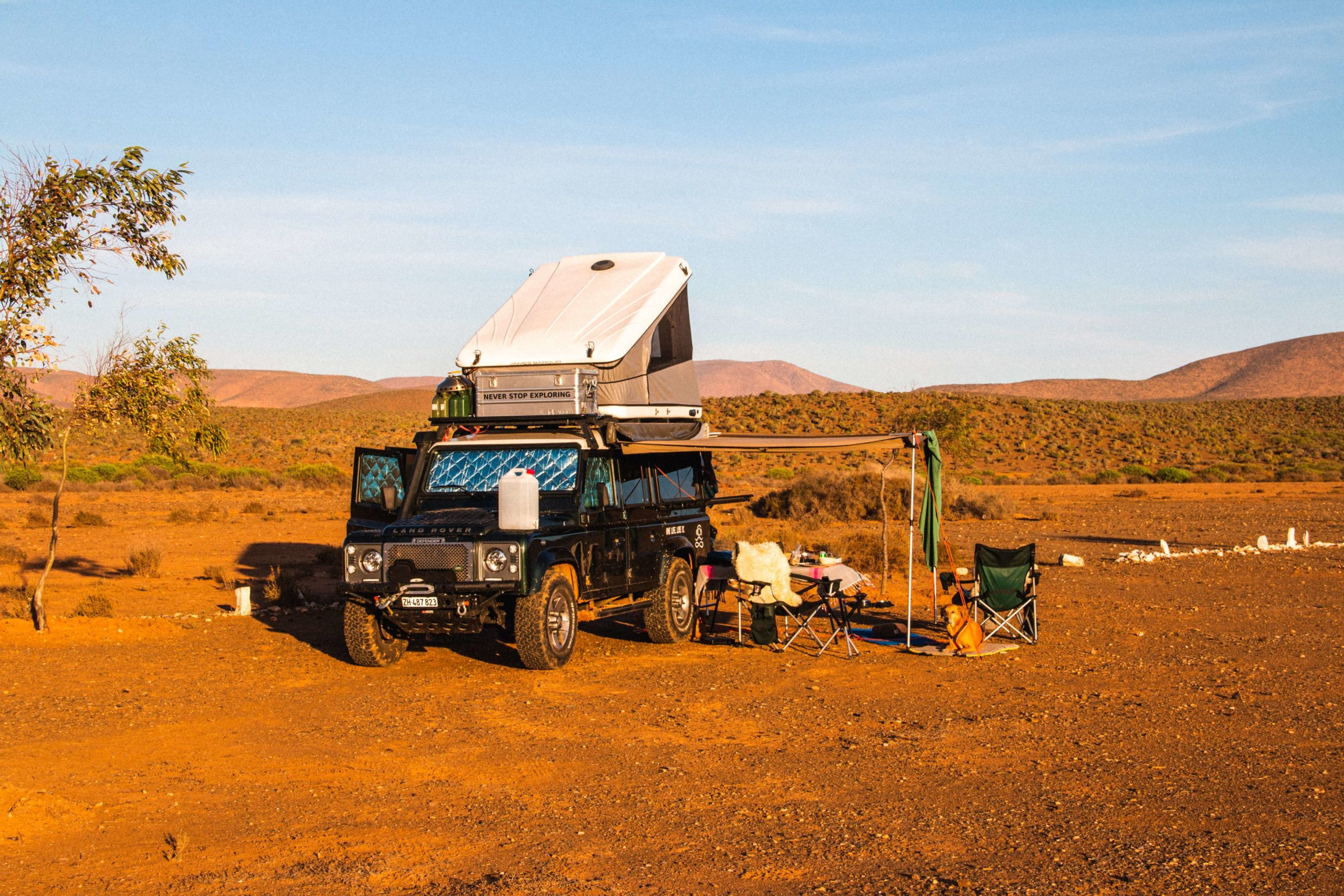 What's it like to sleep in a rooftop tent?