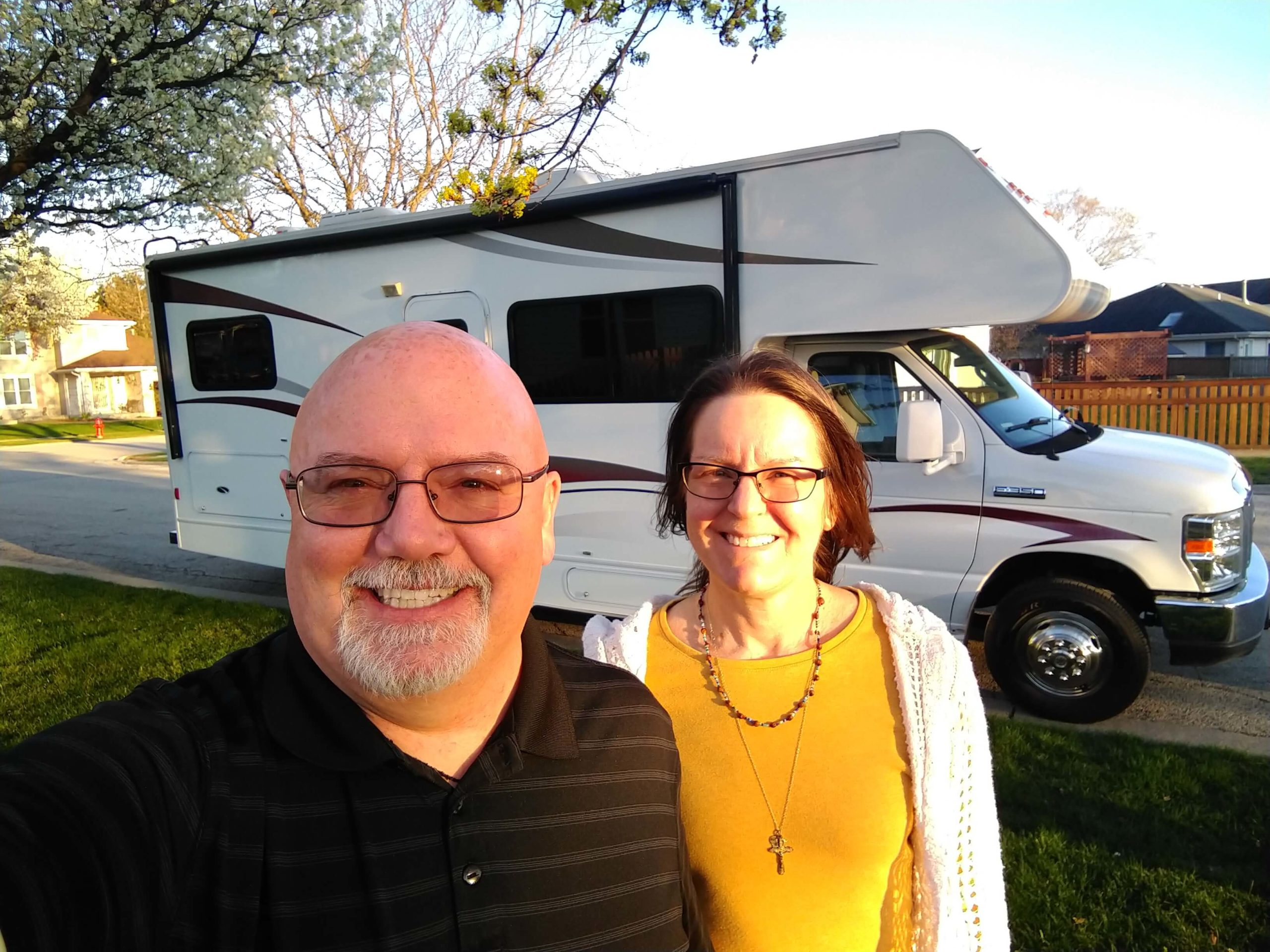 Owners of the Week: Ken and Christine McCafferty