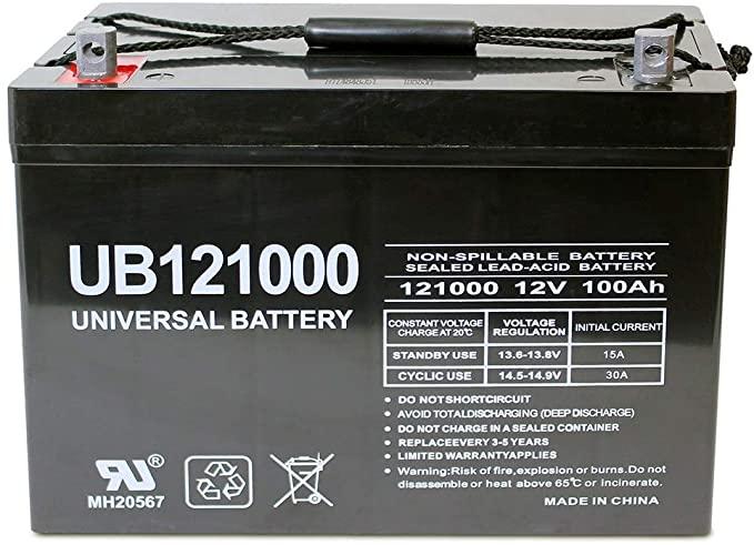 deep cycle rv battery