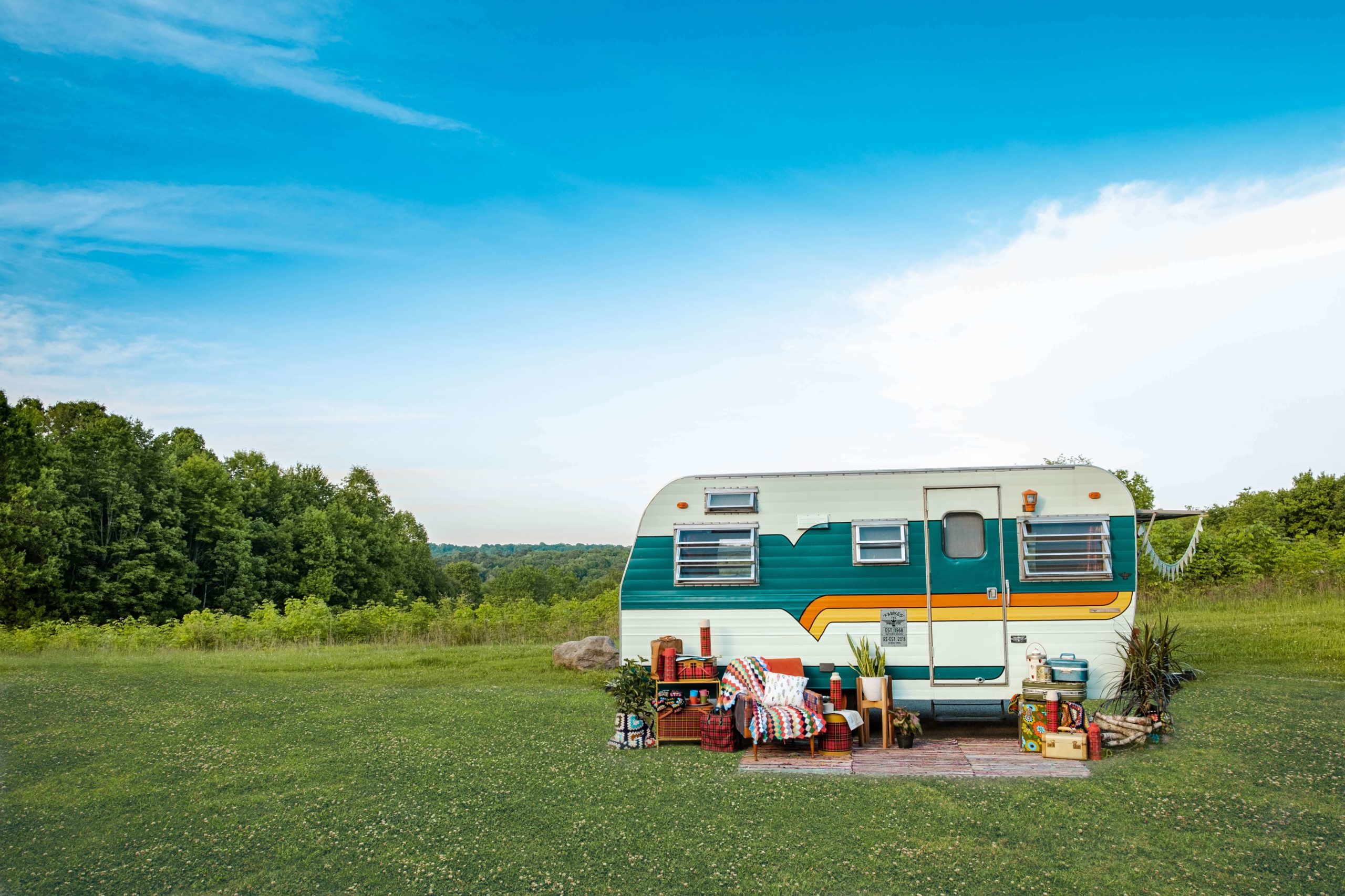 Do you need a camping rug for RV camping?