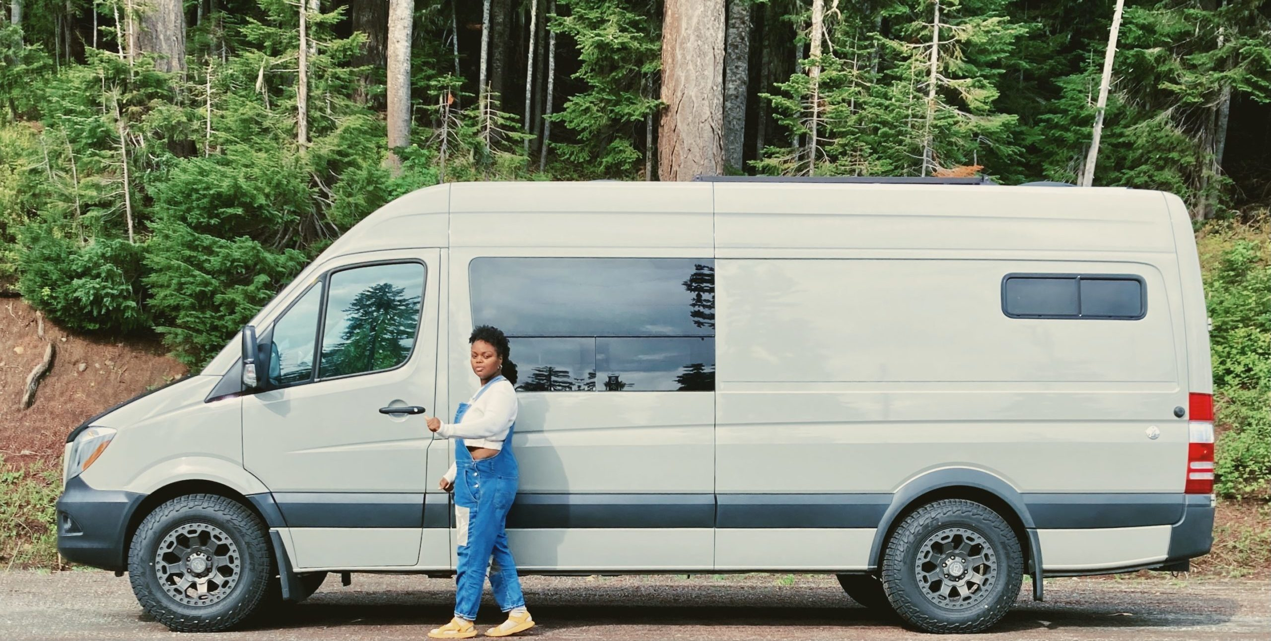 How to explore #vanlife with a toddler and a budget