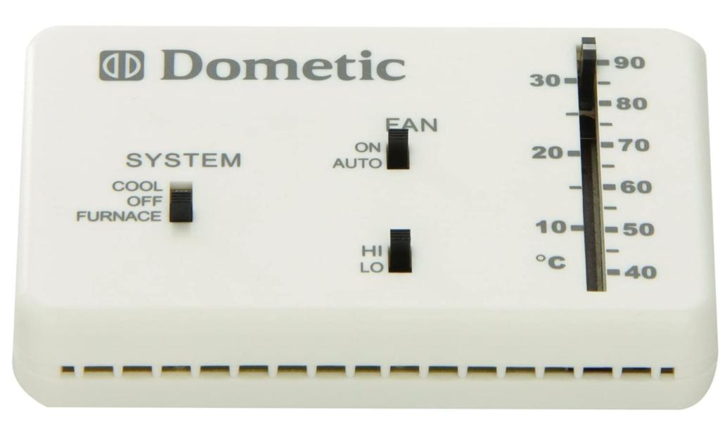 best analog rv thermostat