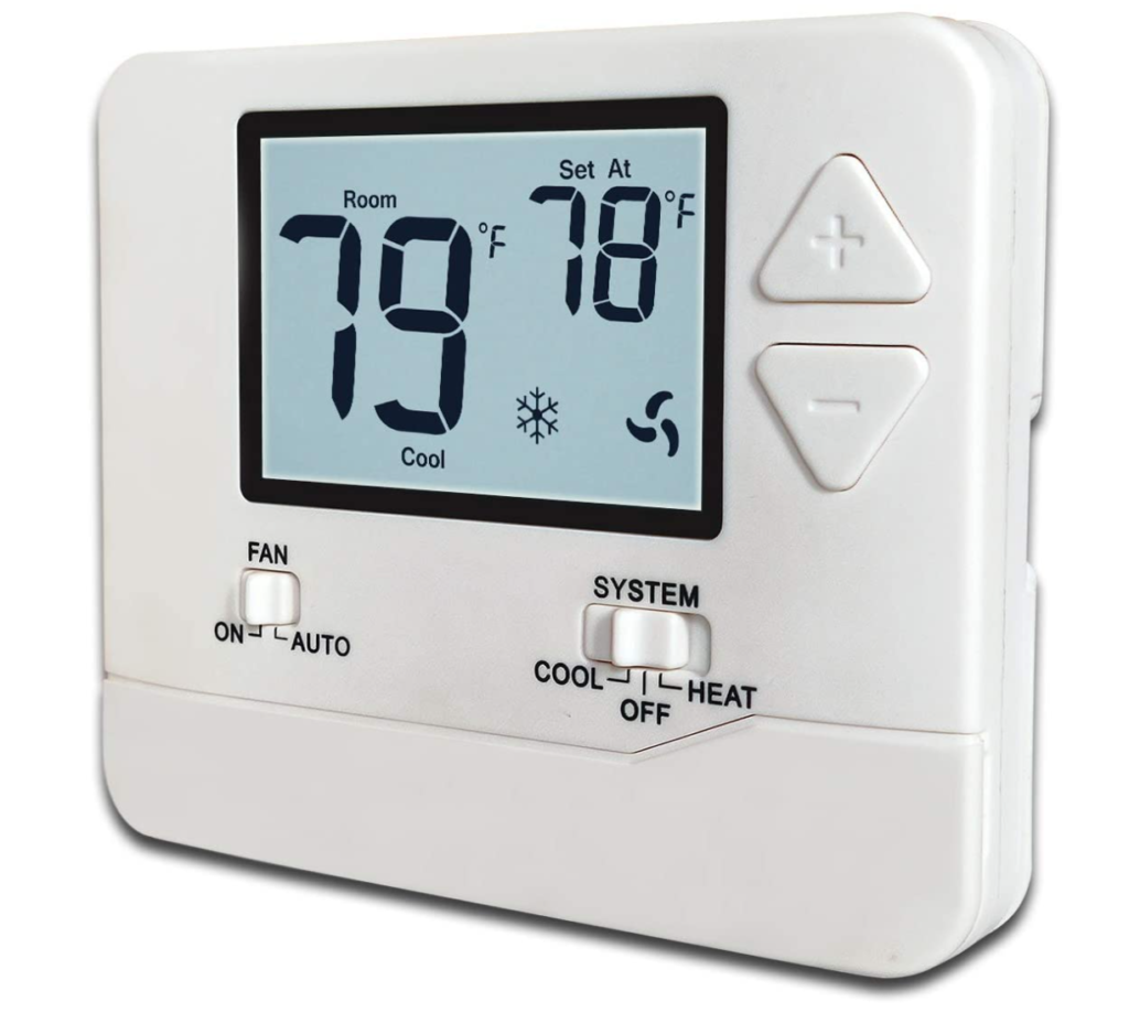 best digital thermostat for rv