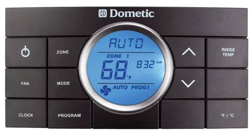 best rv programmable thermostat