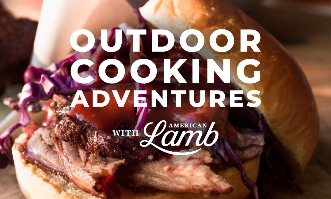 Whip up some American lamb recipes and win a prize