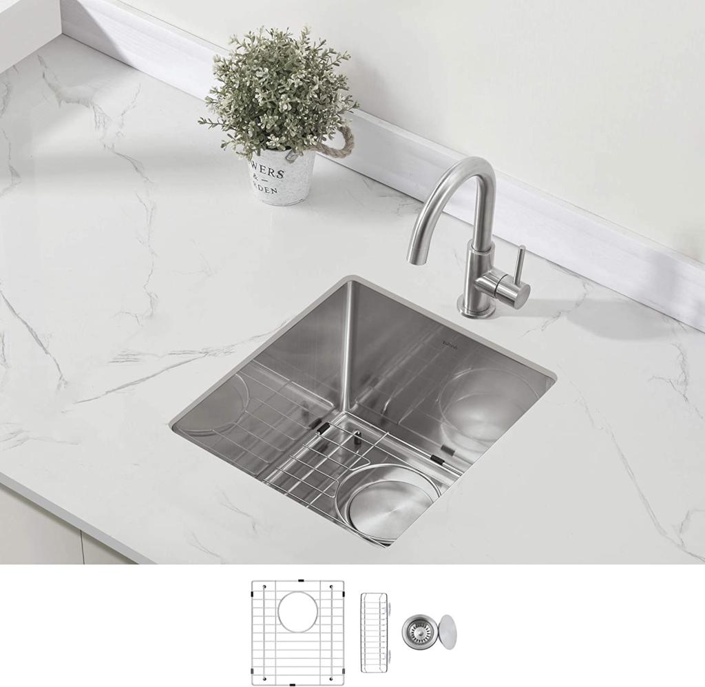 stainless steel rv sink