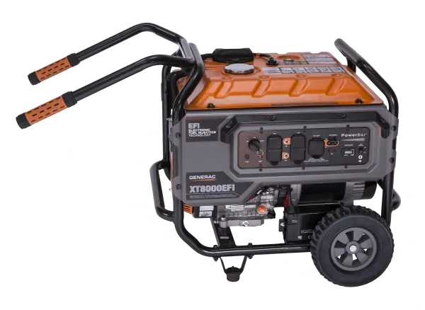 portable generator for rv