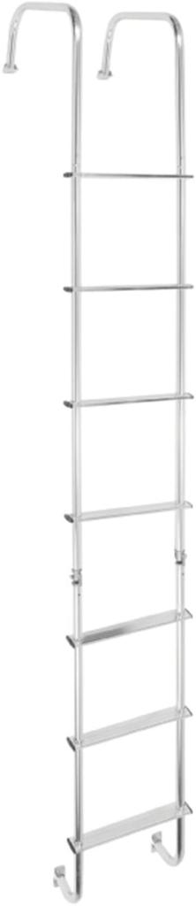 rv outside ladder