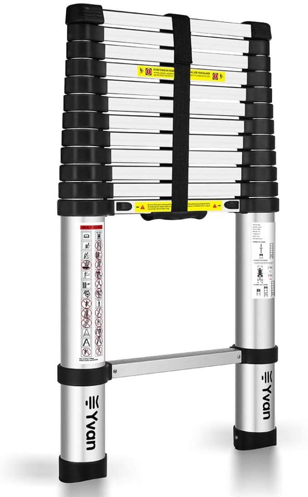 telescoping rv ladder