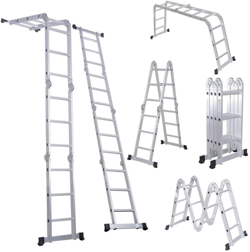 best folding ladder for rv