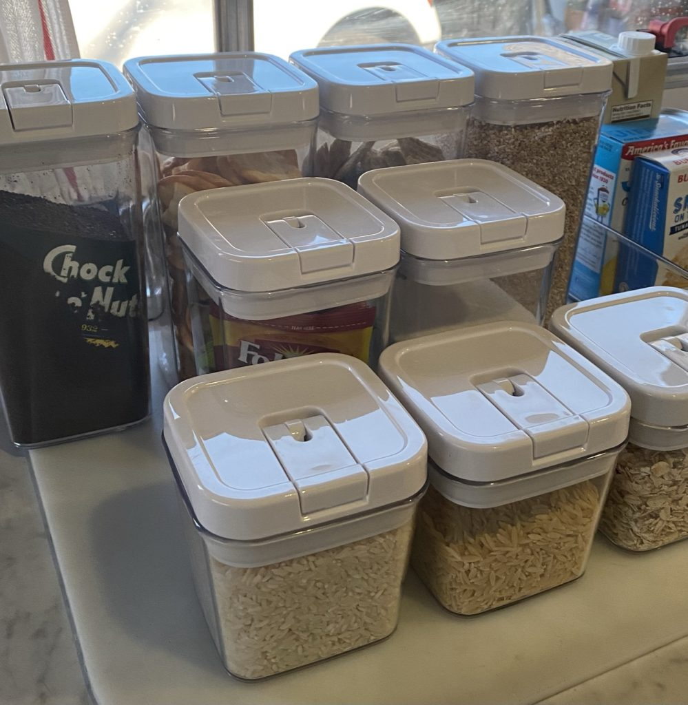 RV pantry must haves