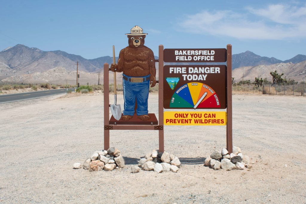 how to prevent wildfires