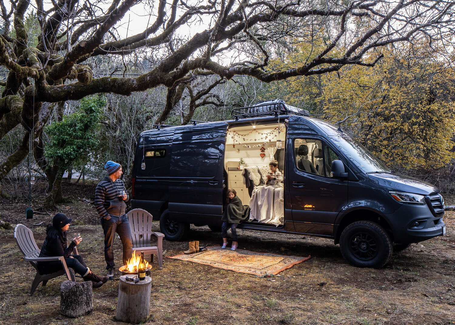 Guide to camper van electrical systems