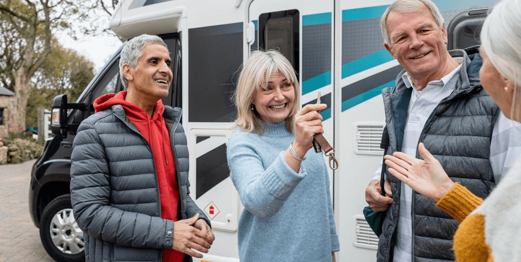 How to buy or sell an RV as a peer-to-peer transaction