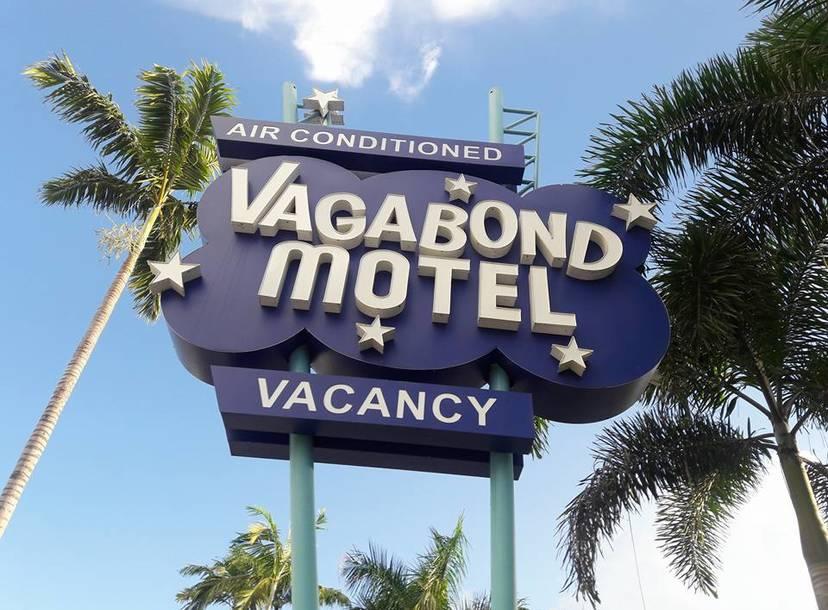 retro motels in miami