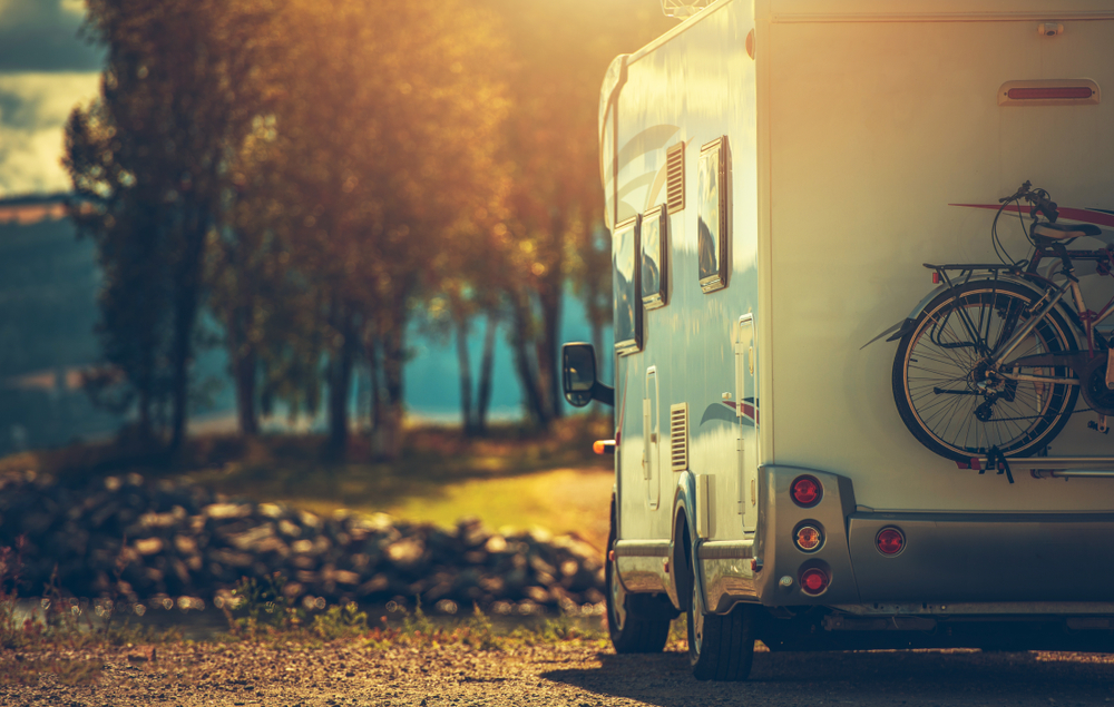 Best states for warm winter camping