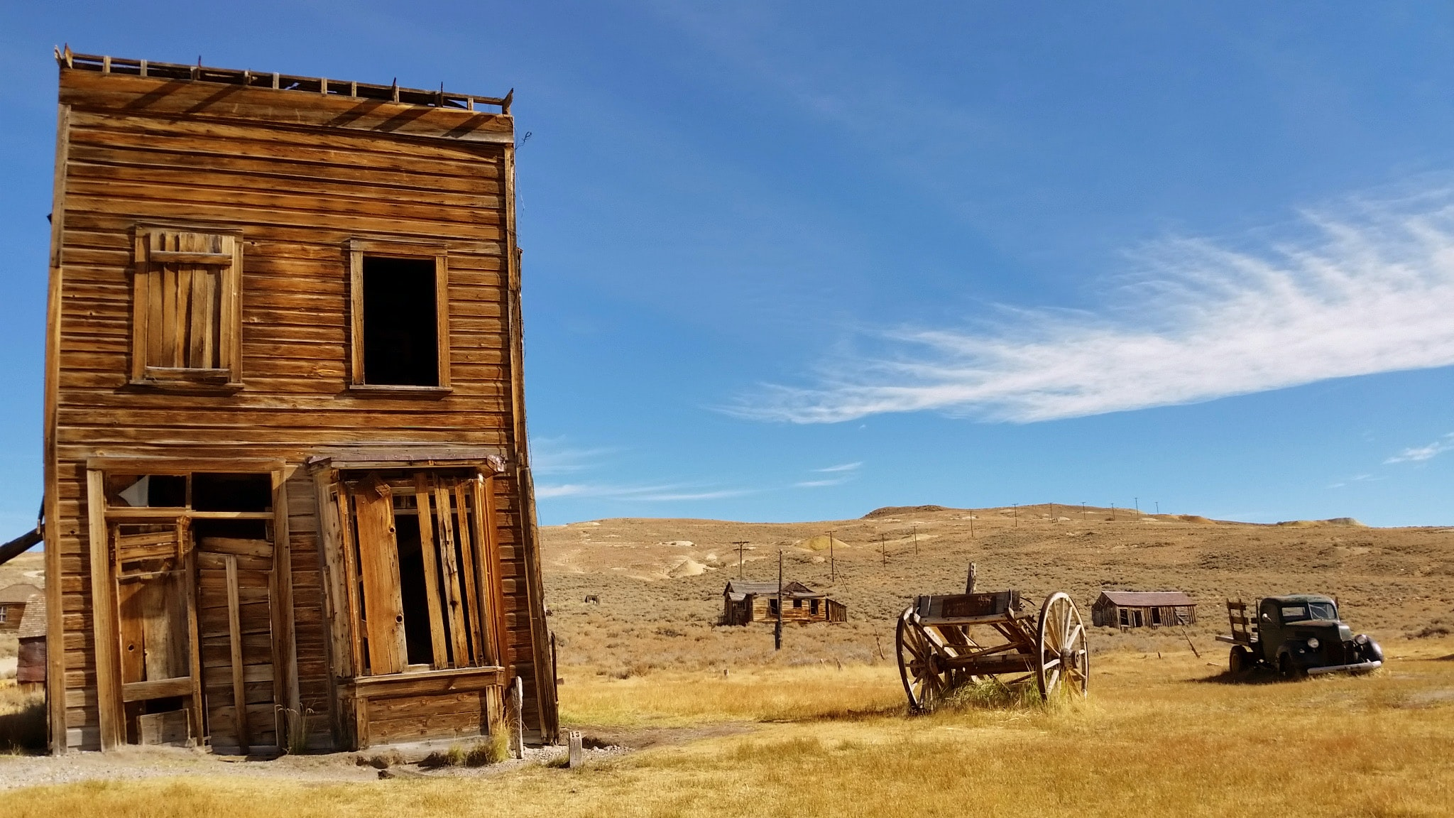 5 spookiest ghost towns across the U.S.