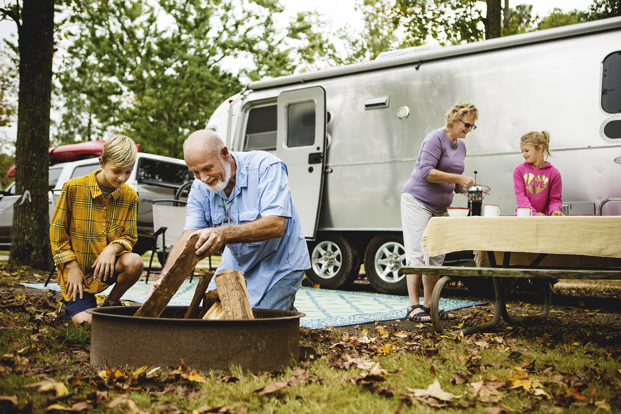 Get your RV delivered to a KOA site
