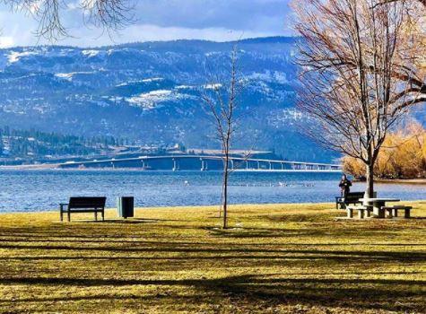 Best picnic spots in every Canadian province. Kinsmen Park, Saskatchewan